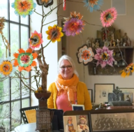 Whidbey Island artist profile Peggy Moe