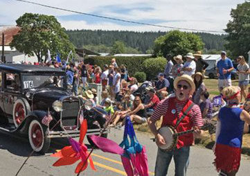 Whidbey Island community events
