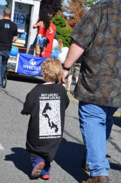 Whidbey Island Fair community parade