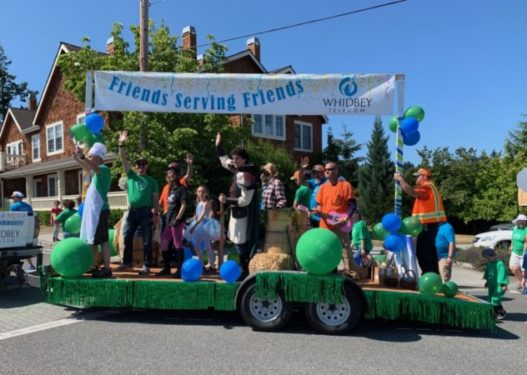 Whidbey Island Fair parade community