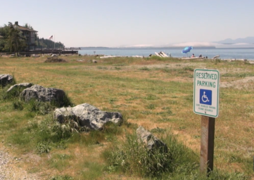 handicapped accessible beaches on Whidbey Island WhidbeyTV