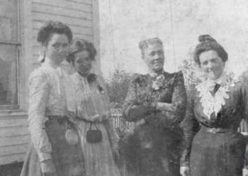 Stories from our past history of women in Langley