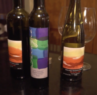 Whidbey wine tours event