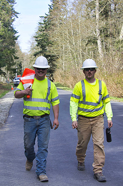 Whidbey Telecom employees and community