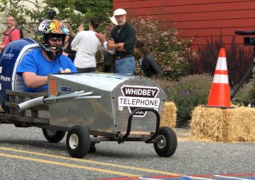 whidbey telecom soup box derby cars
